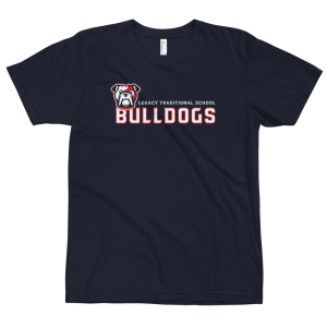 LTS Goodyear Bulldogs Navy T-shirt 2020