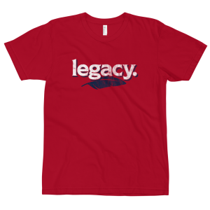 Legacy Traditional Schools Quill Red T-Shirt 2020